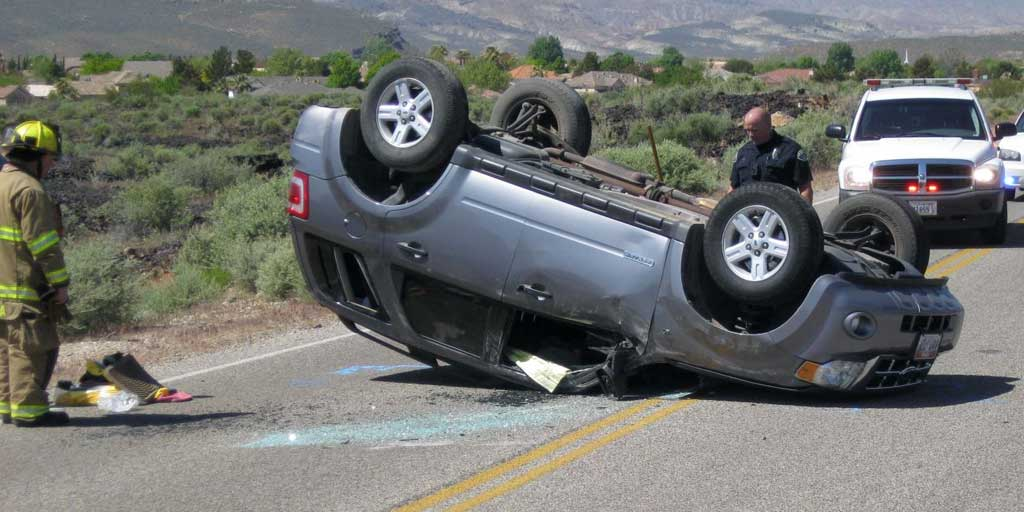 SUV Rollover Accident Lawyers   SUV Rollover Injury