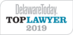 Delaware Today Top Lawyer 2019