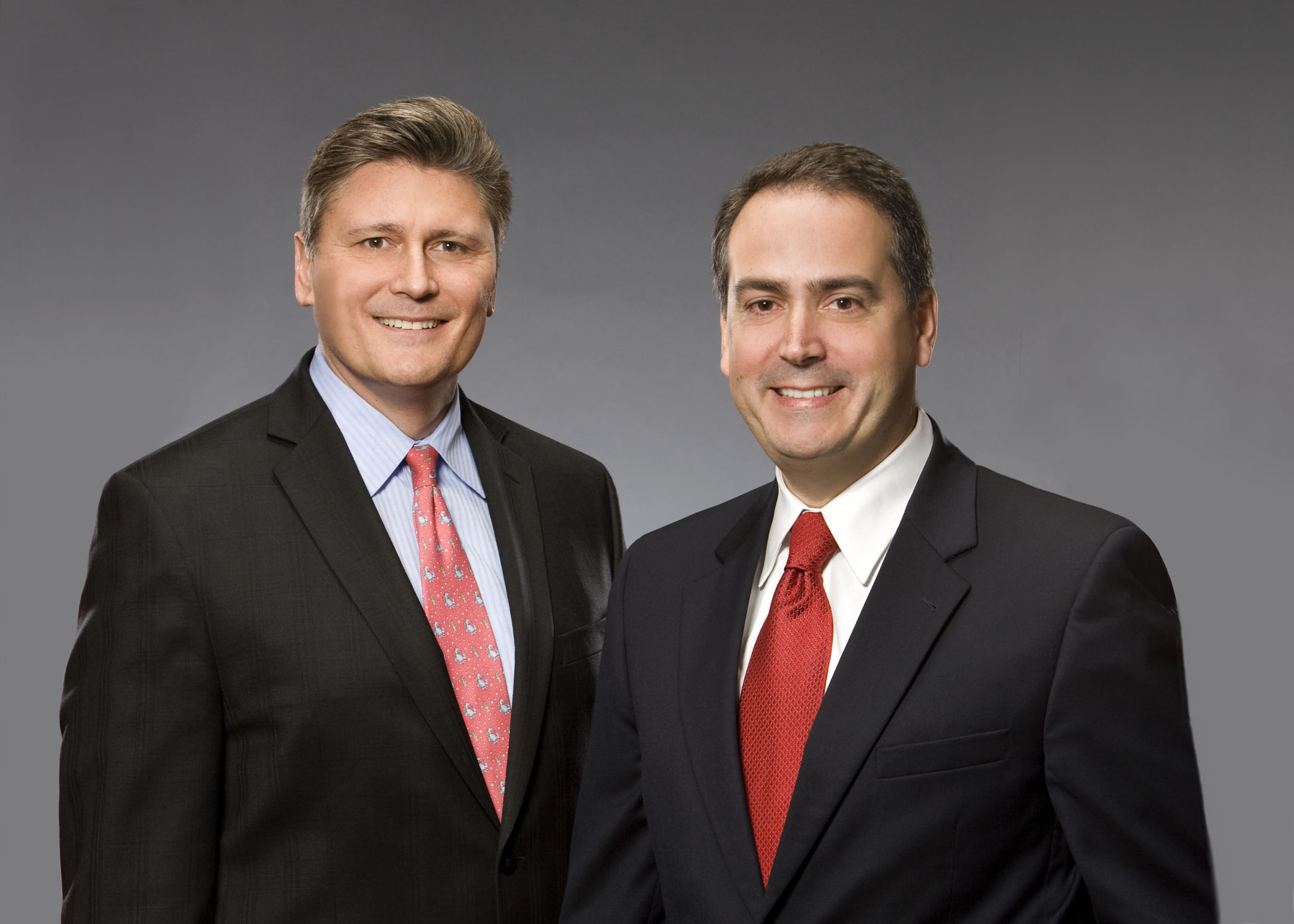 Attorneys Gil Shelsby and Robert Leoni